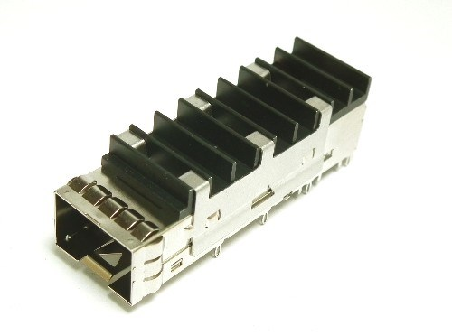 SFP CAGE W/HEAT SINK