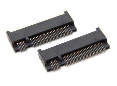 NGFF Connector, M.2 Connector, 67P E key H: 4.0 / 3.0 / 2.0mm